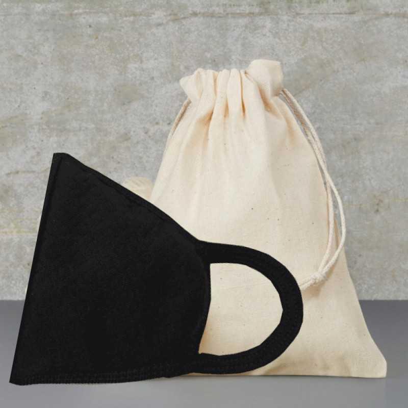 Masques - Sac de rangement et de lavage pour masque - 3,50€ - ZZSACMASK - zigzag-concept.lu - luxembourg