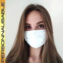 Masques - Masque petit budget en microfibre à personnaliser - 8,00€ - ZZ15_M02 - zigzag-concept.lu - luxembourg