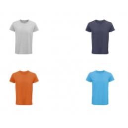 T-shirts - T-shirt femme ajusté en Jersey BIO col rond à personnaliser - 3,70€ - ZZ5-L03581 - zigzag-concept.lu - luxembourg