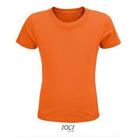 T-shirts - T-shirt enfant ajusté en Jersey BIO col rond à personnaliser - 3,50€ - ZZ5-L03580 - zigzag-concept.lu - luxembourg