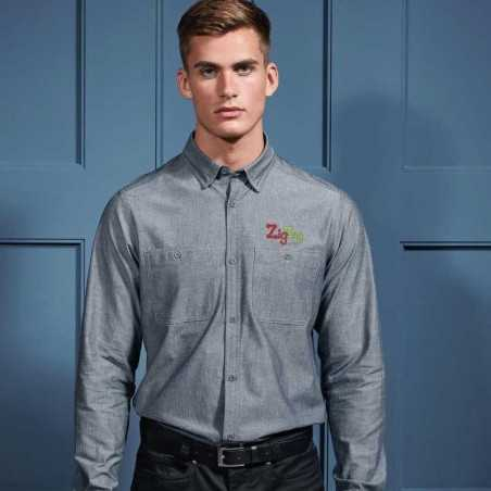 copy of Men's Oxford Shirt BIO